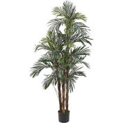 Nearly Natural 5' Robellini Palm Silk Tree