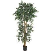 Nearly Natural 6' Green Ash Silk Tree