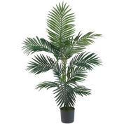 Nearly Natural 4' Kentia Palm Silk Tree