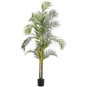 Nearly Natural 7' Areca Palm Silk Tree