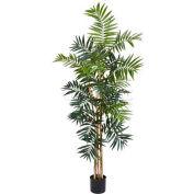 Nearly Natural 5' Bamboo Palm Silk Tree