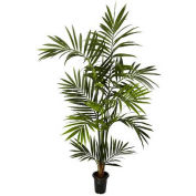 Nearly Natural 6' Kentia Palm Silk Tree