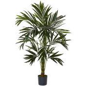 Nearly Natural 6' Kentia Silk Tree