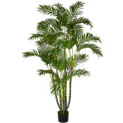Nearly Natural 5' Areca Silk Tree