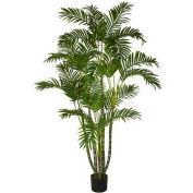Nearly Natural 5' Areca Silk Tree