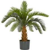Nearly Natural Cycas Silk Plant