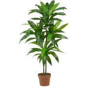 Nearly Natural 48'' Dracaena Silk Plant