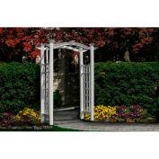 "New England Arbors® VA68133 Florence Arbor, 24"" x 49"" x 89.6"""