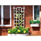 "New England Arbors® VA68201 London Trellis, 1.5"" x 30"" x 78"""