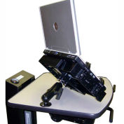"""Newcastle Systems B112 Laptop/Tablet Holder with 7"""" Arm For EC, NB & PC Series Workstations"""