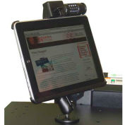 iPad Holder without Lock (Apple iPad 1st/2nd generation) - Newcastle Systems B171