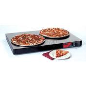 """Nemco® Heat Shelf, 24""""W x 20""""D x 2-1/4""""H Black - 6301-24"""