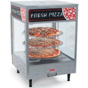 "Rotating Pizza Display - 4 Tier w/ 12"" Racks"