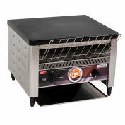 Nemco 6805- 3 Slice Conveyor Toaster, 1,000 Slices Per Hour, 220V