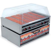 Roller Grill, 75 Hot Dogs - 120 Volt
