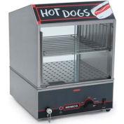 NEMCO® 8300, Hot Dog Steamer w/Low Water Level Indicator Light, 150 Hot Dogs/30 Buns, 120V