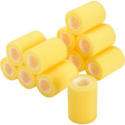 "Newstripe 4"" Replacement Rollers, 10000728, 12 Pack Rollers & Discs"