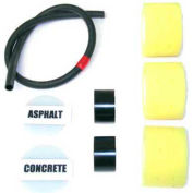 """Newstripe RollMaster™ 1000 Replacement Roller Kit, 2"""" Rollers, 3/Pack"""