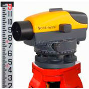 Northwest Instruments NCLP22 22x Automatic Level Kit