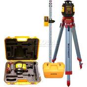 Northwest Instruments NIN/EXPK802 General Purpose Laser Level Kit w/ Tripod & Universal Mount