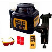 Northwest Instruments NINPK602 Interior / Exterior Rotary Laser Level Kit w/ Universal Mount