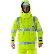 """NEILSEN® GORE-TEX® FR/ARC 35"""" Coat, Yellow, 2XL, ARCCL-YW-2XL"""