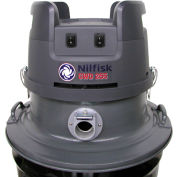 Nilfisk VHS255 Wet/Dry HEPA Drum Vacuum