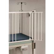 NK Medical Dialysis Gate C45, 2 Per Crib At Head End