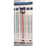 NK Medical Ez Rail Access C50, 2 Per Crib At Center Of Side Rail