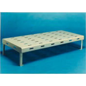 """NK Medical Seclusion Bed SB600, For Psych Centers & Prisons, 80""""L X 35-1/2""""W X 17""""H"""