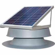 Natural Light Energy Systems SAF30B Roof Mounted Solar Attic Fan - 30 Watts