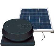 Natural Light Energy Systems SAF50BCM Solar Attic Fan 50 Watt Curb Mount