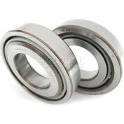 NACHI Ball Screw Support Bearing 20TAB04DBP4, Duplex, Back-To-Back, 20MM Bore, 47MM OD