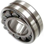 NACHI Double Row Spherical Roller Bearing 22244EW33KC3, 220MM Bore, 400MM OD, Tapered Bore