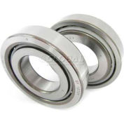 NACHI Ball Screw Support Bearing 40TAB07DFP4, Duplex, Face-To-Face, 40MM Bore, 72MM OD