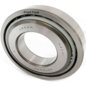 NACHI Ball Screw Support Bearing 40TAB09UP4, Single, Flush Ground, 40MM Bore, 90MM OD