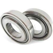 NACHI Ball Screw Support Bearing 45TAB10DB/GMP4, Duplex, Back-To-Back, 45MM Bore, 100MM OD