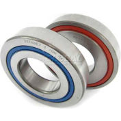NACHI Ball Screw Support Bearing 45TAB10DF-2LR/GMP4, Duplex, Face-To-Face, 45MM Bore, 100MM OD