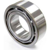 Nachi, 5203, Double Row Angular Contact Bearing, Open, 17mm Bore X 40mm Od X 17.5mm W - Min Qty 5