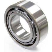Nachi, 5204, Double Row Angular Contact Bearing, Open, 20mm Bore X 47mm Od X 20.6mm W