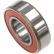 Nachi Radial Ball Bearing 6208-2rs, Double Sealed, 40mm Bore, 80mm Od - Min Qty 5