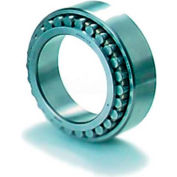 Cylindrical Bearing, Double Row, Bore 55mm, 0.005 to 0.015 Radial Clearance, NN3011M2KC9NAP4