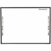 "Cleverboard™ Interactive Smart Board - 77"" Diagonal"