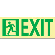 Glow NYC - Sign Exit Left