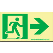 Glow NYC - Directional Sign Right