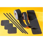 "Grit Heavy Duty Anti-Slip Tape - Black - 4""W"