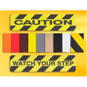 "Grit Anti-Slip Tape - Yellow/Black - 1""W"