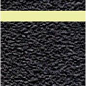 """Grit Anti-Slip Tape - Black with Glow Stripe - 6""""W"""