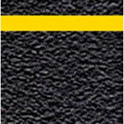 "Grit Anti-Slip Tape - Black with Reflective Stripe - 6""W"