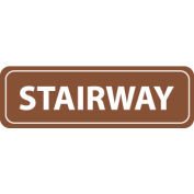 Architectural Sign - Stairway